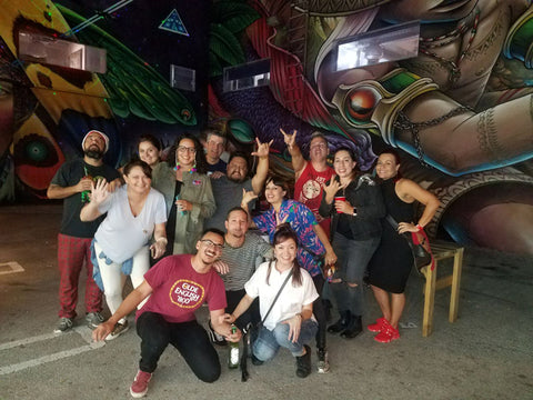Wynwood Shop Group With Vendors