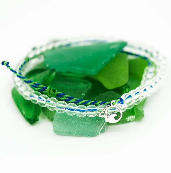 4ocean The Earth Day Bracelet from the Wynwood Shop