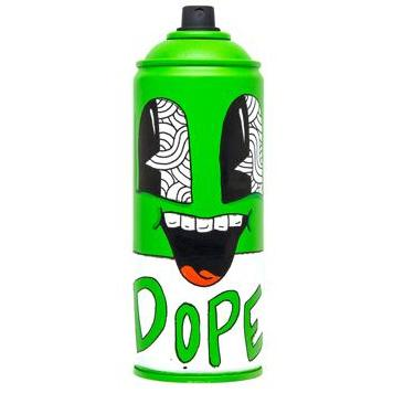 RodriDesigns Dope - Monster Spray Can from Wynwood Shop