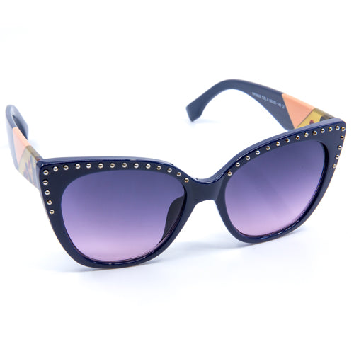 Atomic The Cat-Eyed Picasso Sunglasses from the Wynwood Shop