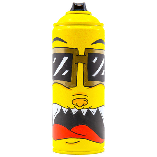 Cool Cat - Monster Spray Can - Wynwood Shop