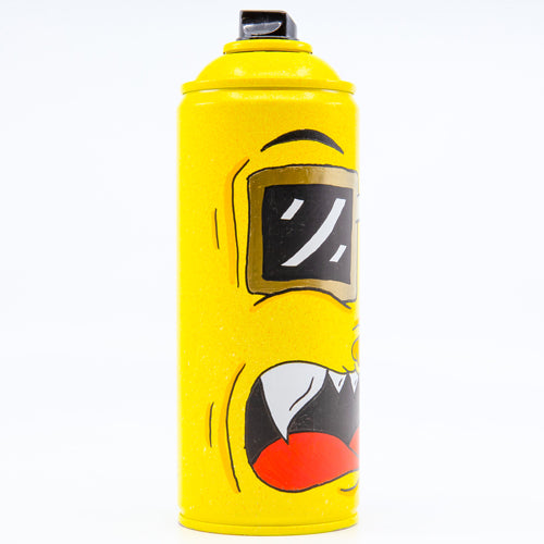 RodriDesigns Cool Cat - Monster Spray Can from Wynwood Shop