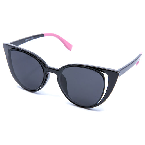 Fancy Cat-Eyed Sunglasses - Wynwood Shop