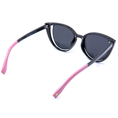Atomic Fancy Cat-Eyed Sunglasses from Wynwood Shop