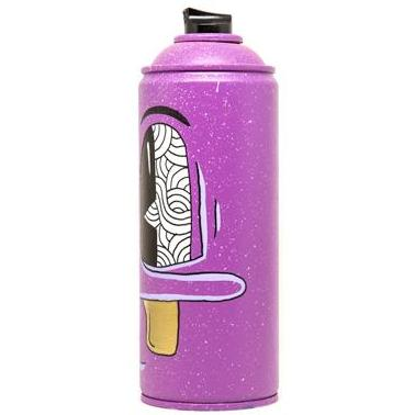Golden - Monster Spray Can