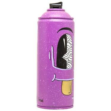 RodriDesigns Golden - Monster Spray Can from Wynwood Shop