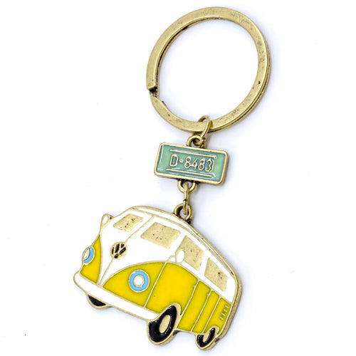 VW Bus Keychain - Wynwood Shop