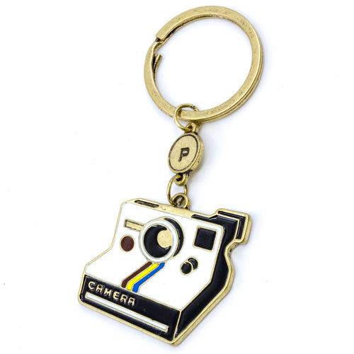 Polaroid Camera Keychain from the Wynwood Shop