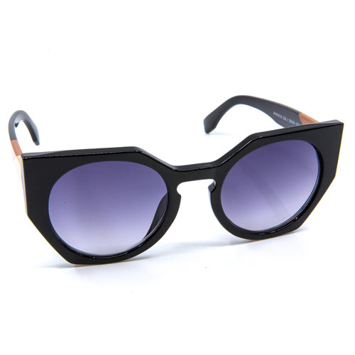 The Black Picasso Sunglasses - Wynwood Shop