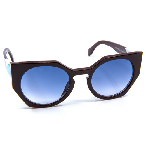 The Blue Picasso Sunglasses - Wynwood Shop