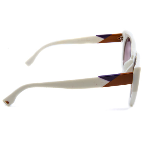 The White Picasso Sunglasses - Wynwood Shop
