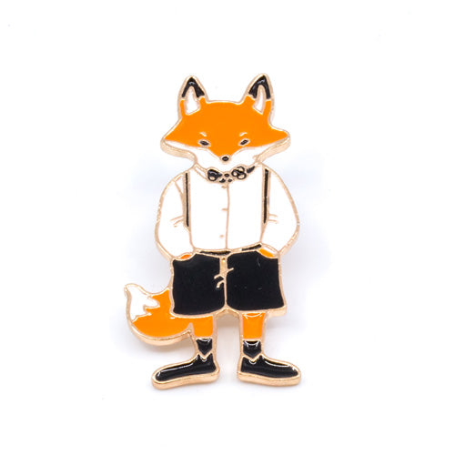 Mr. Fox Pin