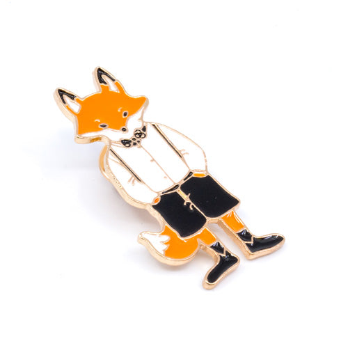 Mr. Fox Pin - Wynwood Shop