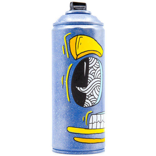 RodriDesigns Robo - Monster Spray Can from the Wynwood Shop
