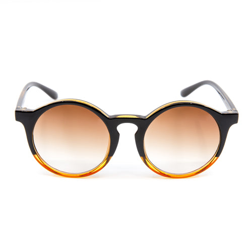Atomic Round Gradient Unisex Sunglasses from Wynwood Shop