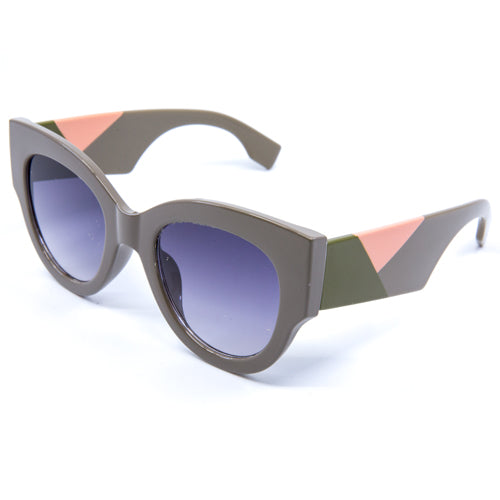 The Round Picasso's Sunglasses - Wynwood Shop
