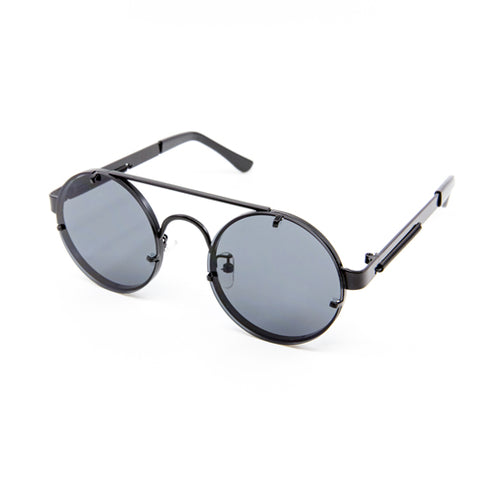 Hexagonal Frameless Sunglasses