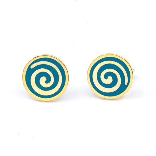 Spiral Studs - Wynwood Shop