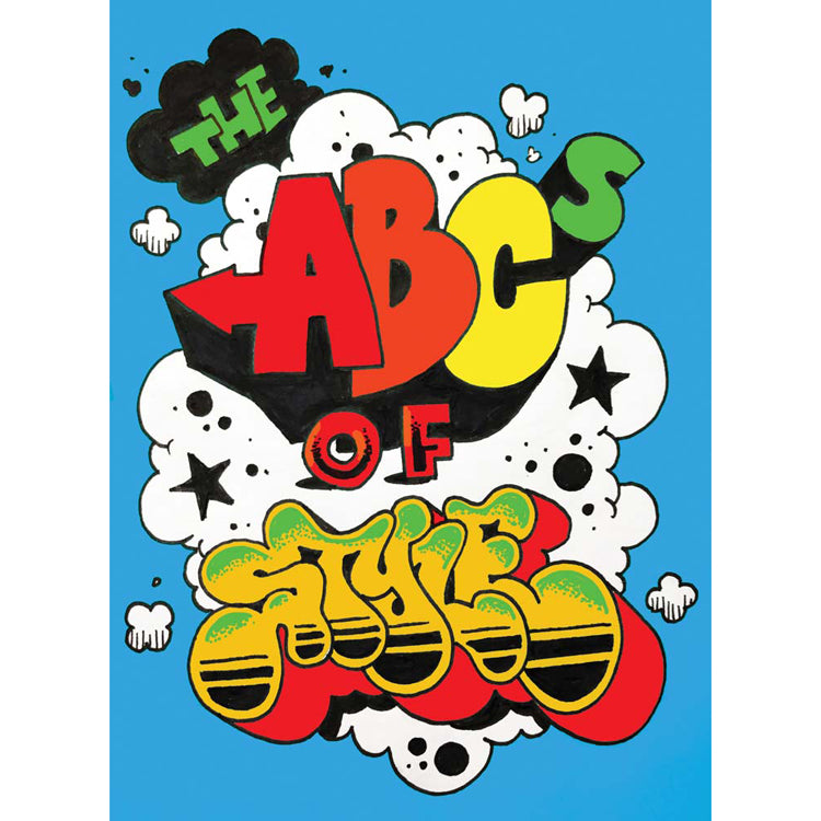 D.A.P. Publishing The ABCs of Style: A Graffiti Alphabet from Wynwood Shop