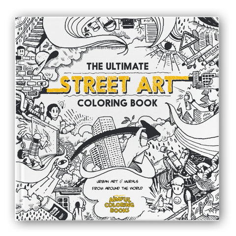 The Brooklyn Coloring Book