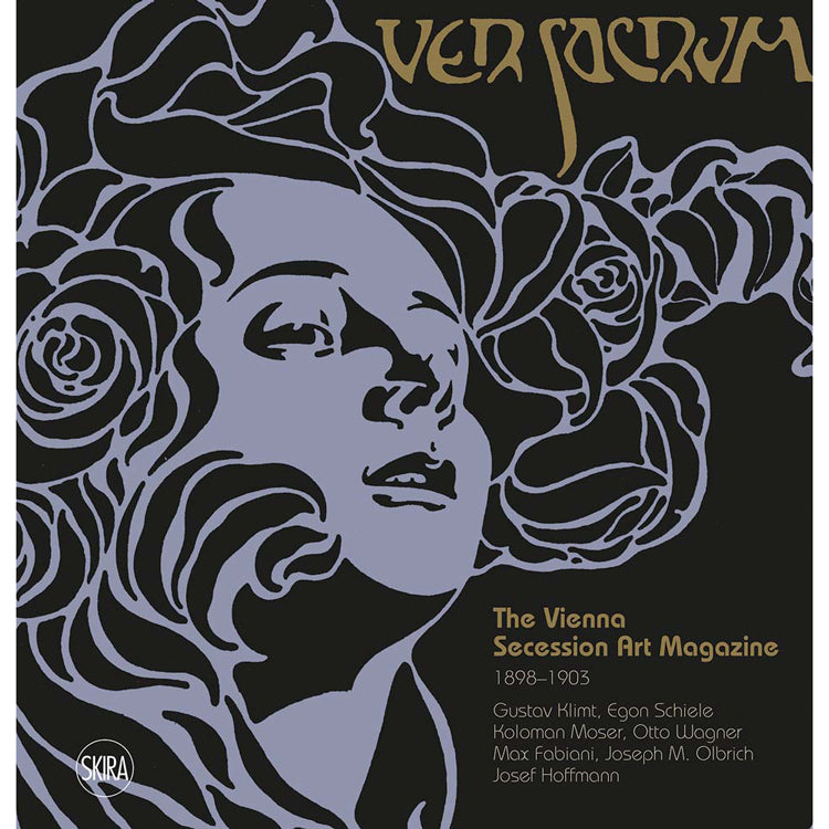 Ver Sacrum: The Vienna Secession Art Magazine 1898–1903 - Wynwood Shop