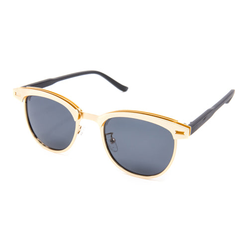 Atomic Wayfarer Gold Framed Sunglasses from Wynwood Shop