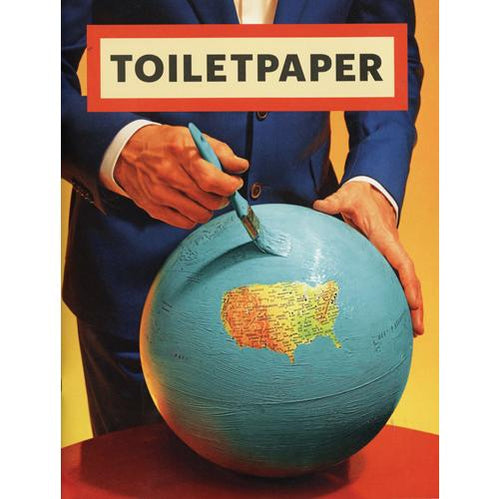 D.A.P. Publishing's Toilet Paper: Issue 12 from Wynwood Shop