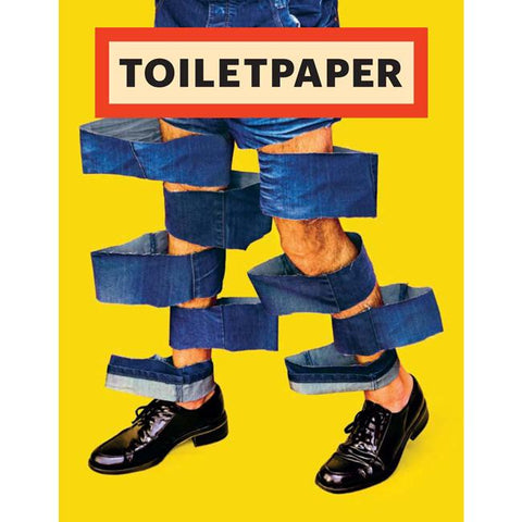 Toilet Paper: Issue 9