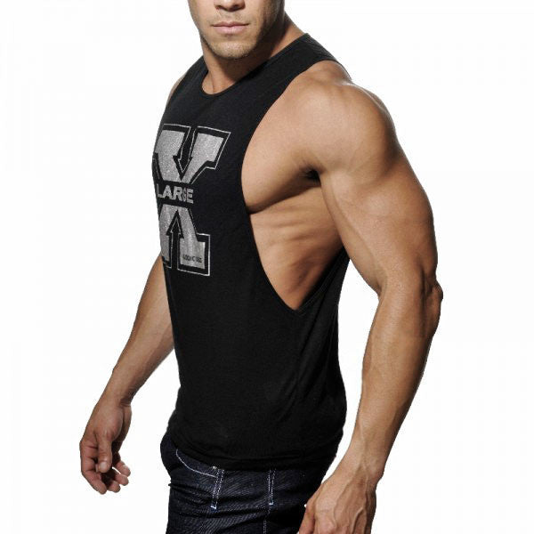 763838e9e55fd4 Men s Vivid Tank Tops - Fitness Addicts