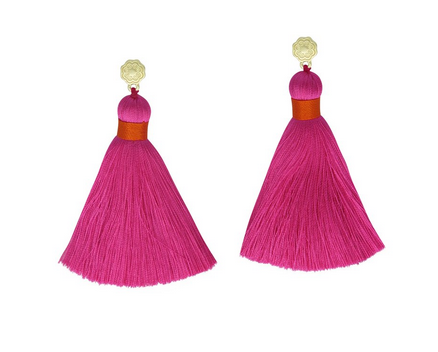 Fattie Tassel Earrings
