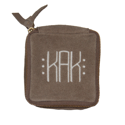 Square Jewelry Pouch