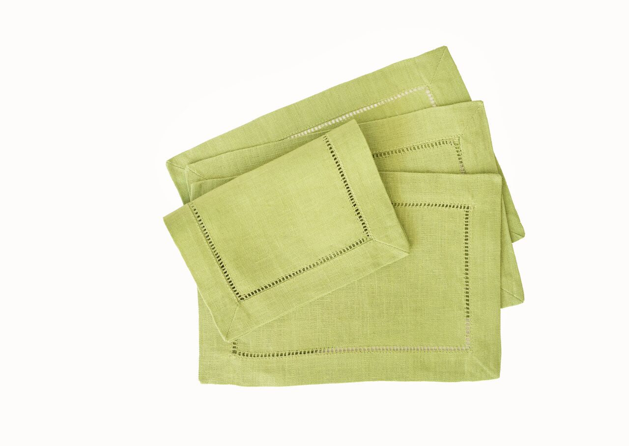 Festival Cocktail Napkins - Fern