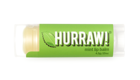 Hurraw! Mint Lip Balm