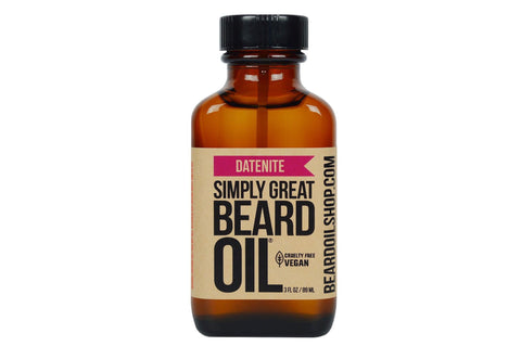 Simply Great Beard Oil | Datenite | 3 oz.