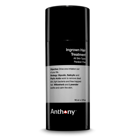 Ingrown Hair Treatment | 3 oz.-Ingrown Hair Treatment-Anthony-available at Landella Skincare of Downtown Tulsa