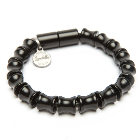 Concave Full Bead Bracelet-Bracelet-by Landella jewelry of Tulsa