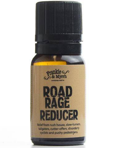 Road Rage Reducer Essential Oil Blend