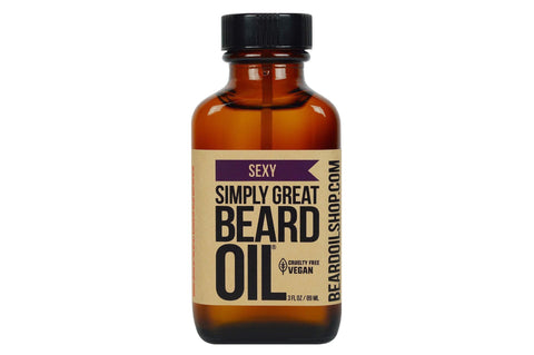 Simply Great Beard Oil | Sexy | 3 oz.