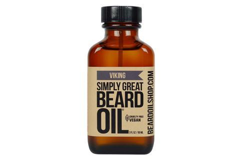 Simply Great Beard Oil | Viking | 3 oz.