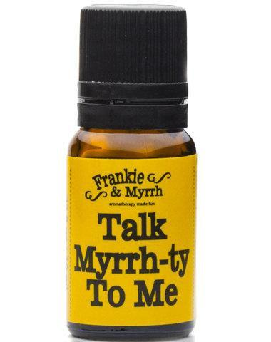Talk Myrrh-ty to Me | Frankincense and Myrrh Essential Oil Blend