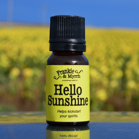 Hello Sunshine Essential Oil Blend