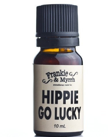 Hippie Go Lucky Pure Organic Essential Oil Blend