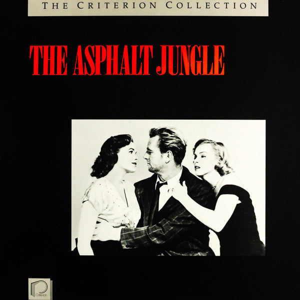Asphalt Jungle (1950) Criterion #26 [CC1126L]