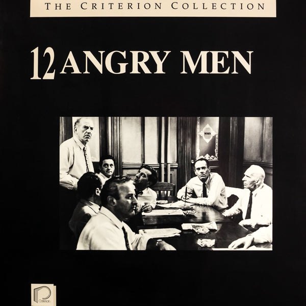12 Angry Men (1957) Criterion #27 CLV [CC1127L]