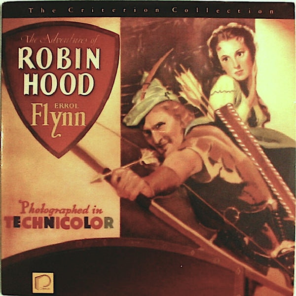 Adventures of Robin Hood (1938) Criterion #66A [CC1215L]