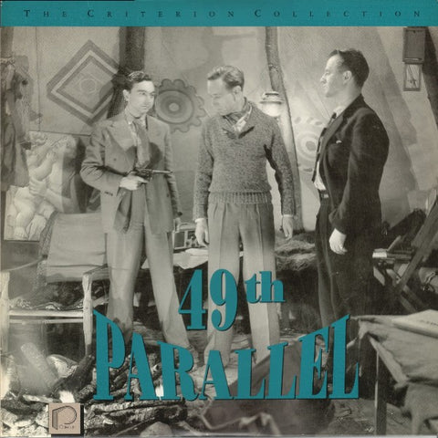 49th Parallel (1941) Criterion #130 [CC1240L]