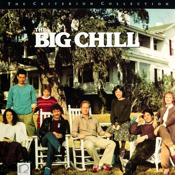 Big Chill (1983) Criterion #123 WS CLV [CC1233L]