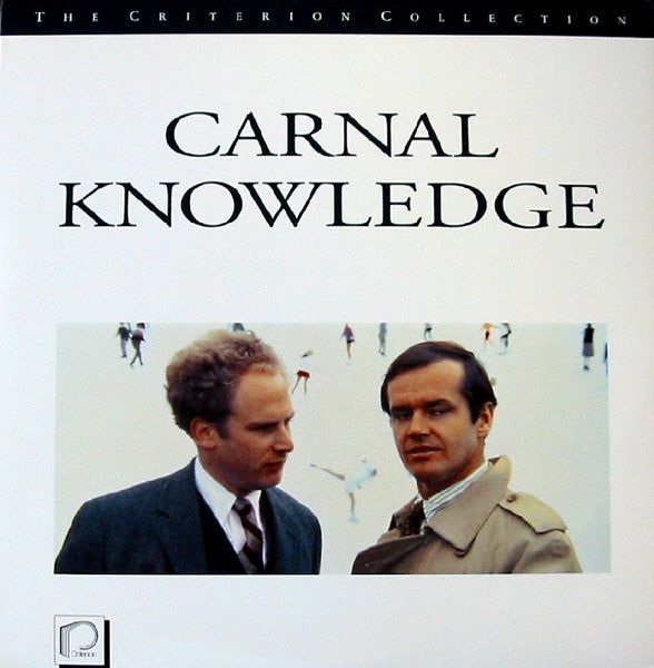 Carnal Knowledge Criterion #140 (1971) WS CLV [CC1275L]