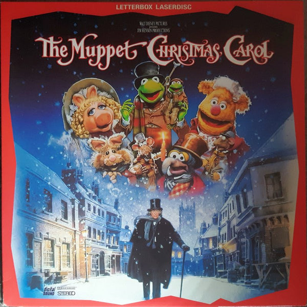 Muppet Christmas Carol (1992) LB CLV [1729 AS]