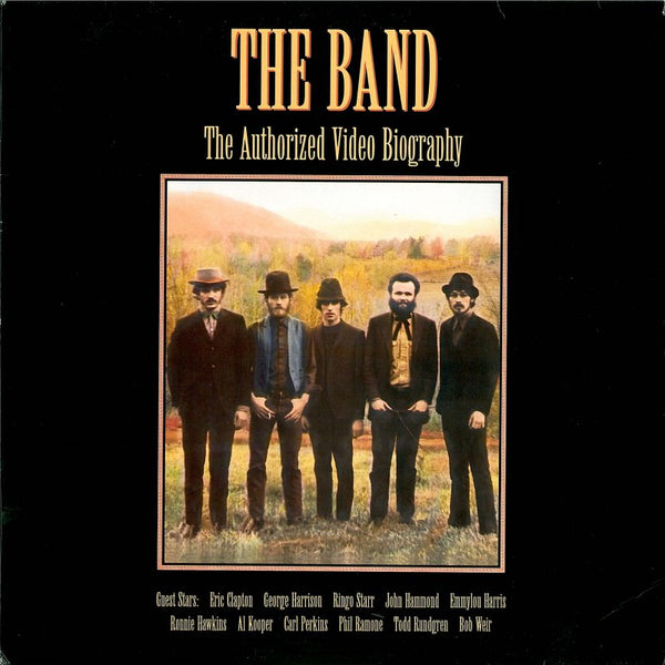Band: The Authorized Video Biography [ID3157CC]